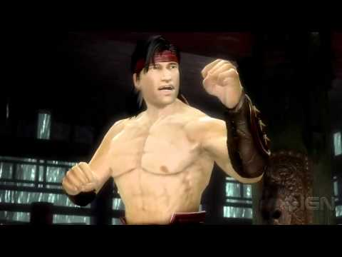 Mortal Kombat: Liu Kang Gameplay Trailer