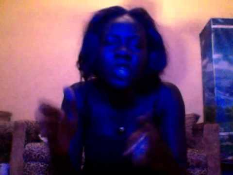Rap freestyle by Naija's Hiphop Goddess SAPNA