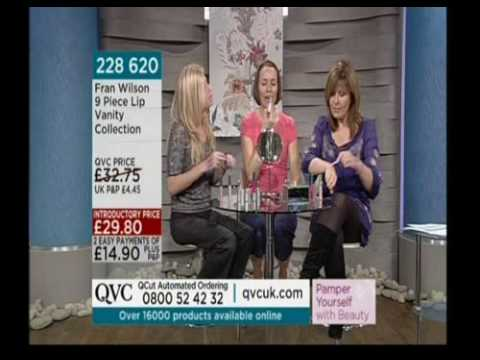 qvc.claire sutton.debbie greenwood and julia roberts sexy leg show.flv