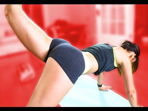 Hot Leg Show Workout