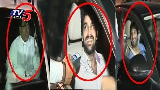 Celebrities in Drunk and Drive Test at Jubilee Hills