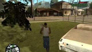 GTA San Andreas Trucos Y Armas Escondidas