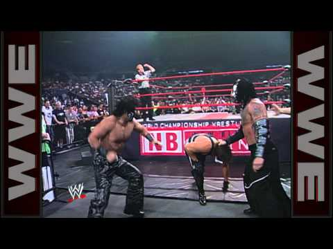 WCW New Blood Rising 2000: The Demon vs. Sting