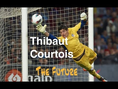 Thibaut Courtois •The Future•
