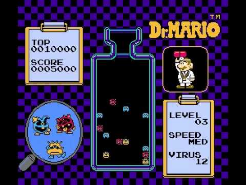 Dr Mario - Highscore Run - User video