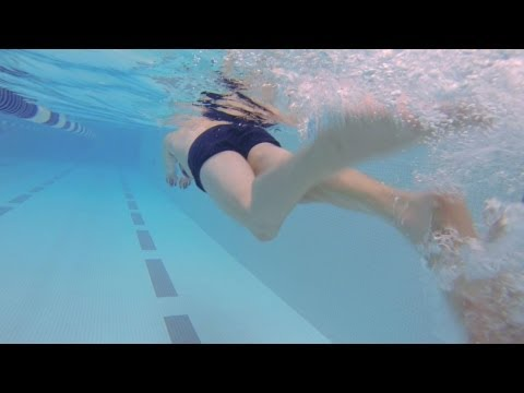 How to Crawl Kick   Swimming Lessons