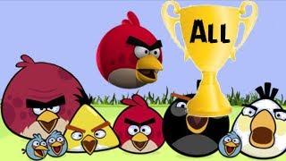 Angry Birds Friends Bird Cup Tournament #1 #2 #3 #4 #5 #6