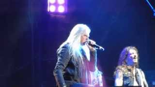 DORO w/ SAXON (Biff Byford) - Denim and Leather live - Wacken 2013