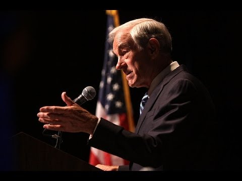 Think of the Tragedy of a $2.6 Trillion Debt: Ron Paul Running for President (1988)