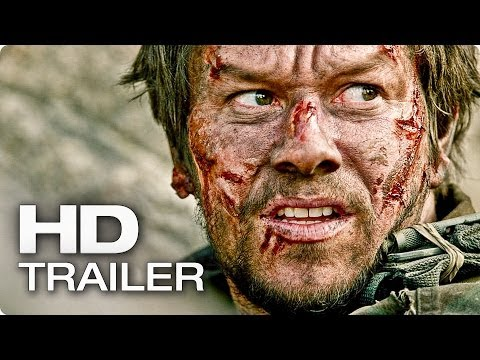 Exklusiv: LONE SURVIVOR Offizieller Trailer Deutsch German | 2014 Mark Wahlberg [HD]