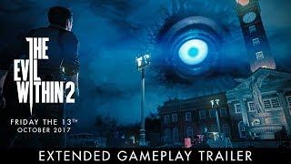The Evil Within 2 - E3 2017 Játékmenet Trailer