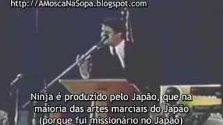 Pastor Josué Yrion X Tartarugas Ninja
