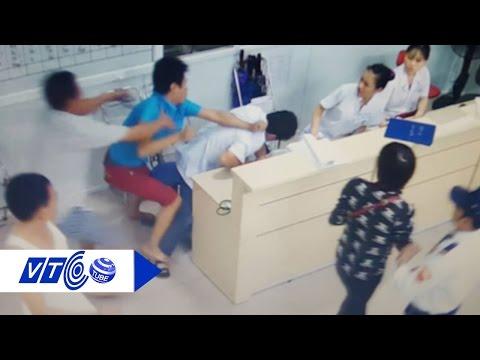 Bố xót con tấn công bác sĩ Bệnh viện Nhi | VTC