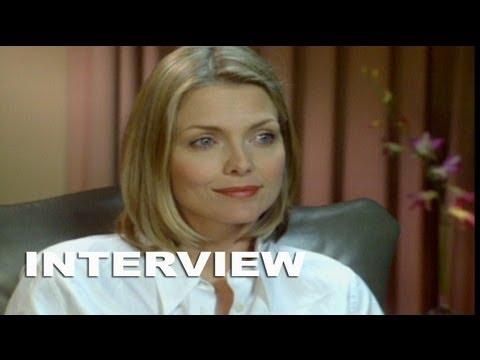 Dangerous Minds: Michelle Pfeiffer Exclusive Interview