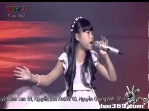 Giọng Hát Việt Nhí Tập 13   Vòng Liveshow 4 thu hà The Voice Kids   24 8 2013