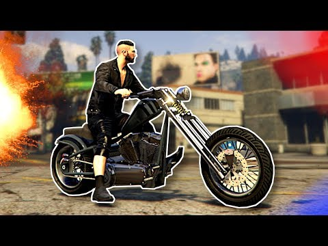 Starting a Motorcycle Club was a Disaster! - GTA 5 Online Gameplay & Funny Moments
