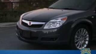 Saturn Aura 2007 - Reviewed by MotorWeek videos
