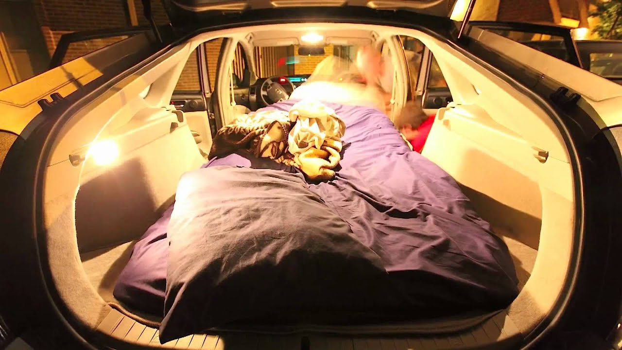 Fod C Max >> Prius Camping - YouTube