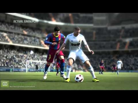 FIFA 2012 trailer OFFICIAL HD