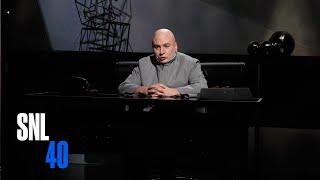 Sam Smith/Dr. Evil Cold Open - Saturday Night Live