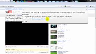 (HD) Como Bajar Videos De Youtube SIN PROGRAMAS/ Rapido Y