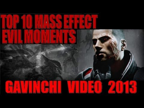 Top 10 Mass Effect Trilogy Evil Moments