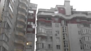 La Chișinău, orice furtună e calamitate