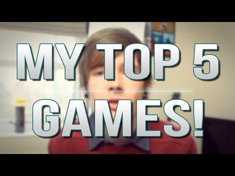 TDM Vlogs | MY TOP 5 GAMES! | Episode 23