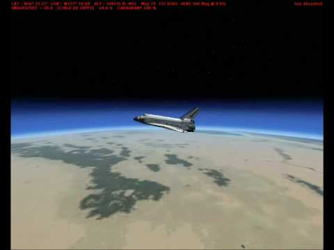 Microsoft Flight Simulator Fsx Space Shuttle