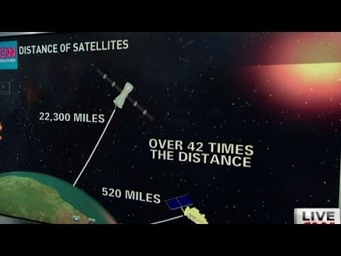 How are satellites helping MH370 search?