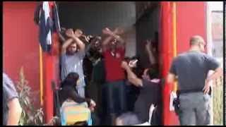 Manifestazione dei migranti contro la sanatoria truffa (Catania, 16/12/2011)