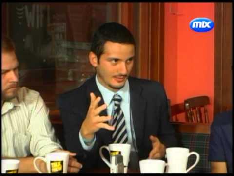 Talk Show Evandro Sinotti- Debate Ideológico POLEMICO na TV