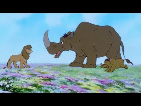 Leví Kráľ Simba - 36 - Záchrana