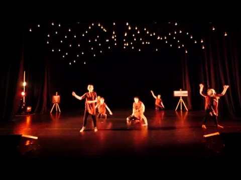 DancED Hull - Choreographed by Year 3 BA Hons Dance