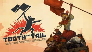 Tooth and Tail - Cinematic Trailer