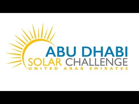AbuDhabi Solar Challenge - Launch Video