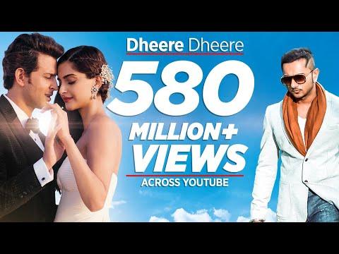 Dheere Dheere Se Meri Zindagi Video Song (OFFICIAL) Hrithik Roshan, Sonam Kapoor   Yo Yo Honey Singh