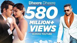 Смотреть или скачать клип Yo Yo Honey Singh - Dheere Dheere