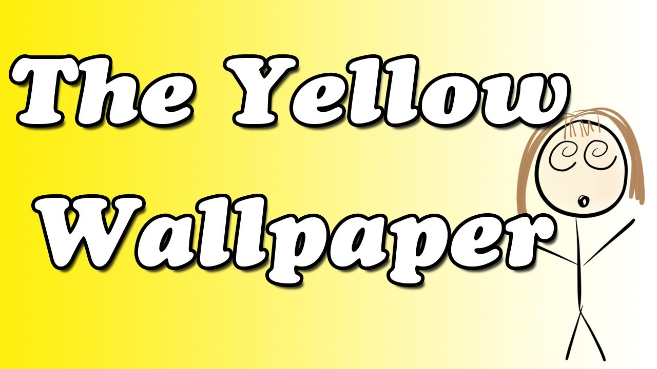 charlotte perkins gilman the yellow wallpaper summary