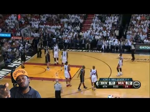 Miami Heat vs Brooklyn Nets Game 5 Nba Playoffs 2014 Heat win 4-1 East Finals next Reaction
