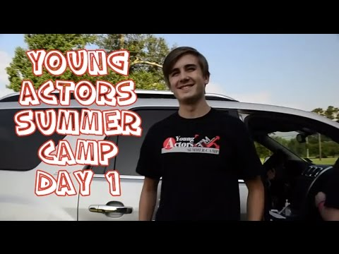 Young Actors Summer Camp Day 1