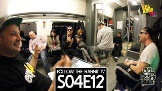 Follow The Rabbit TV – S04E12 – Podróż Metrem
