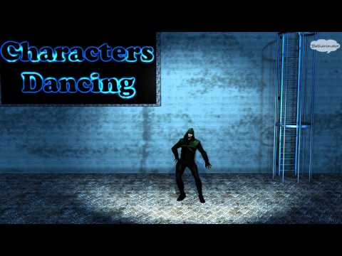 Green Arrow club dancing