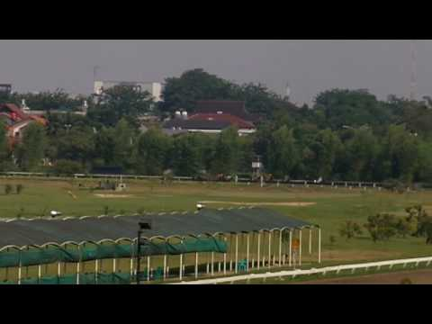 Penyisihan Kejurnas Pacuan Kuda Pordasi Seri 1-2010. Klas 2 thn A/B 1400M Heat 1