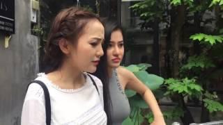 """Rò rỉ video hậu trường phim sitcom """"Xóm Trọ Thiên Đường"""""""