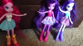 Unboxing De Las Equestria Girls