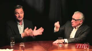 Leonardo DiCaprio 'The Wolf of Wall Street'1 THR Interview