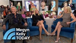 Suzanne Somers On Her 50-Year Sexual Relationship With Her Husband Alan Hamel   Megyn Kelly TODAY