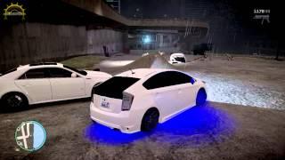 GTA4 WHITE CARS GANG
