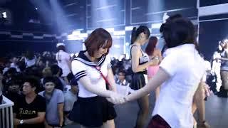 Avi 车载MV  夜店美女热舞视频【请你一定要幸福 李志洲】高清男人的歌DJ舞曲2015 DJ小丁Remix